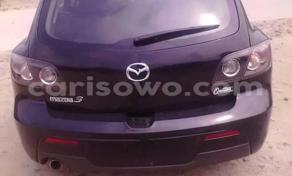 Acheter Occasion Voiture Mazda 323 Noir à Cotonou, Benin