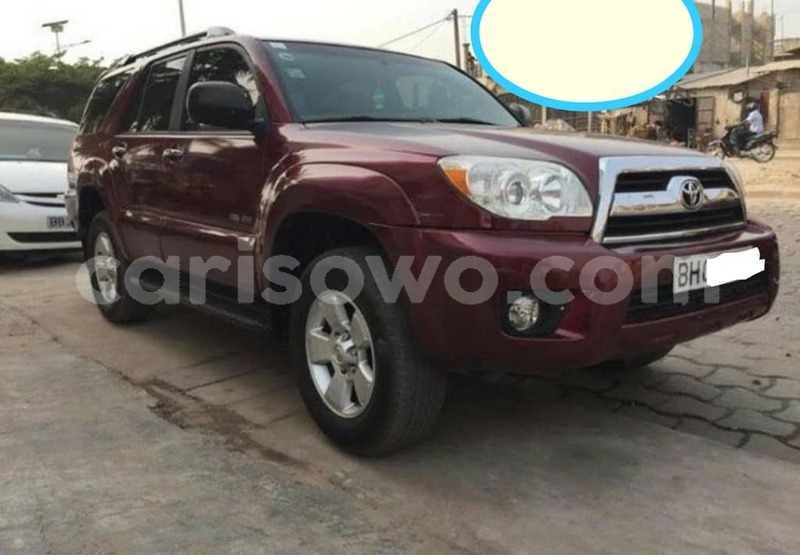 Big with watermark toyota 4runner benin cotonou 7984