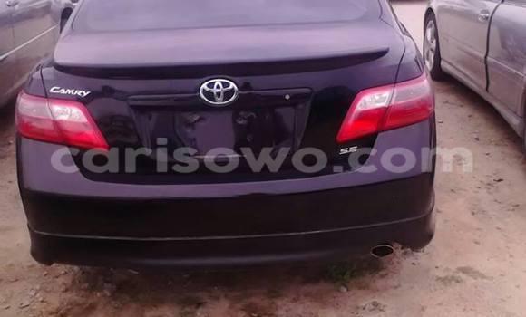 Acheter Occasion Voiture Toyota Camry Noir à Cotonou, Benin