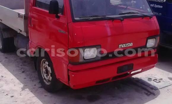 Acheter Occasion Voiture Mazda B-series Noir à Savalou au Benin