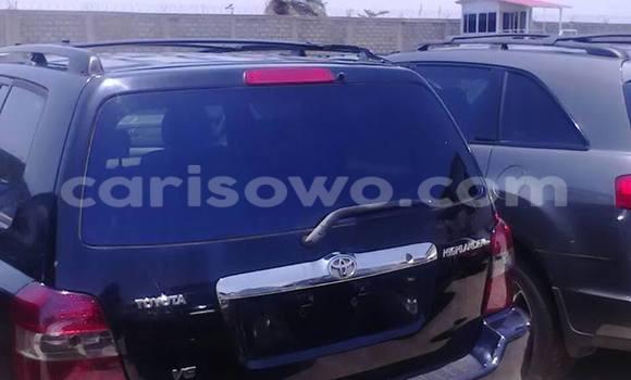 Acheter Occasions Voiture Toyota Highlander Autre à Cotonou, Benin