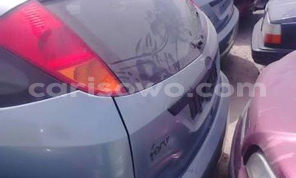 Acheter Occasion Voiture Ford Focus Gris à Parakou au Benin