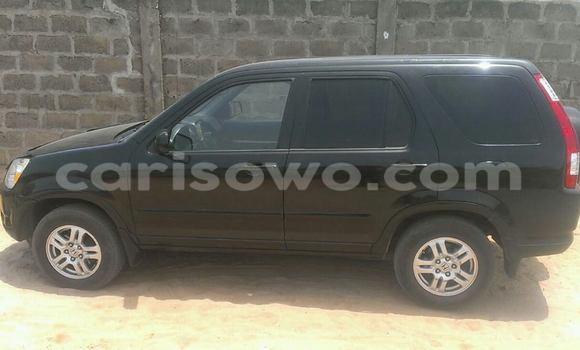 Acheter Occasion Voiture Honda CR-V Noir à Comé au Benin