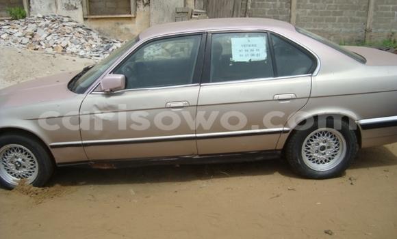 Acheter Occasion Voiture BMW 3–Series Marron à Dassa–Zoumé, Benin