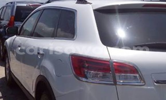 Acheter Occasions Voiture Mazda CX–7 Blanc à Savalou, Benin