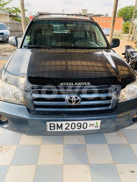 Big with watermark toyota highlander benin cotonou 8205
