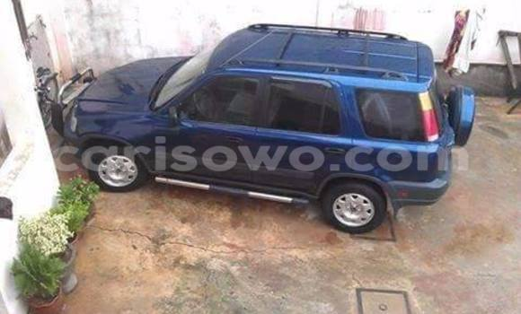 Acheter Occasion Voiture Honda CR–V Bleu à Cotonou, Benin