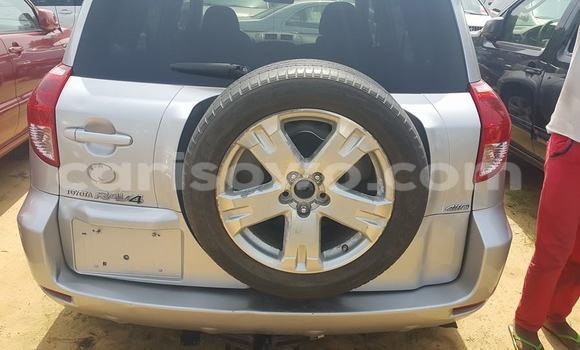 Acheter Neuf Voiture Toyota RAV4 Gris à Porto Novo au Benin
