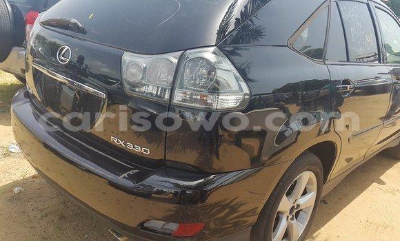 Acheter Occasions Voiture Lexus RX 330 Noir à Cotonou au Benin