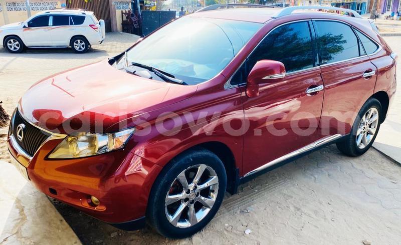 Big with watermark lexus rx 350 benin cotonou 8269