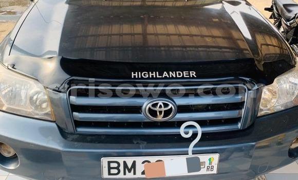 Medium with watermark toyota highlander benin cotonou 8279