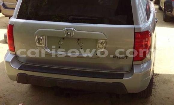 Acheter Occasion Voiture Honda Pilot Gris à Porto Novo, Benin