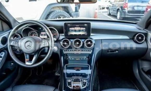 Acheter Occasion Voiture Mercedes‒Benz C-Class Blanc à Cotonou au Benin