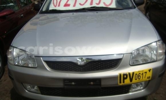 Acheter Occasion Voiture Mazda 326 Gris à Ouidah au Benin