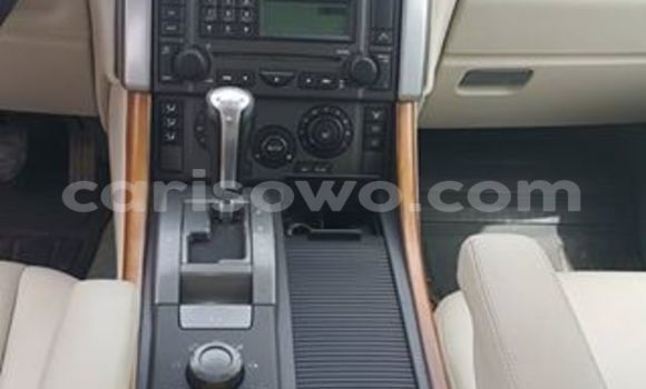 Acheter Occasion Voiture Land Rover Range Rover Evoque Gris à Cotonou au Benin