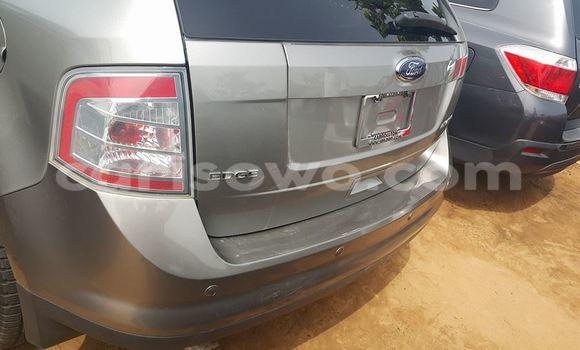 Acheter Occasion Voiture Ford Edge Gris à Cotonou, Benin