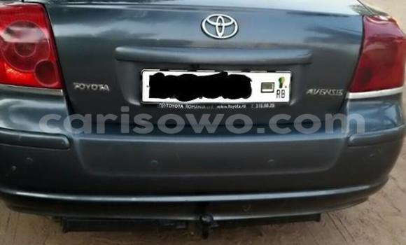 Acheter Occasion Voiture Toyota Avensis Noir à Cotonou, Benin