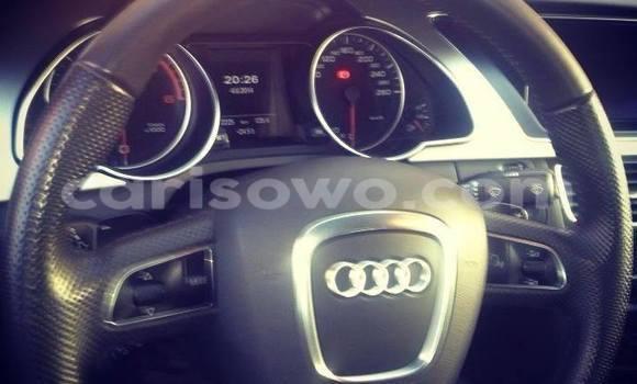 Acheter Occasion Voiture Audi A4 Bleu à Cotonou au Benin