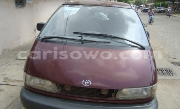 Acheter Neuf Voiture Toyota Previa Rouge à Lokossa, Benin