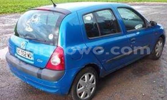 Acheter Occasion Voiture Renault 19 Bleu à Cotonou, Benin