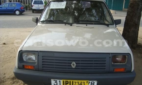 Acheter Occasion Voiture Renault Espace Blanc à Kandi au Benin