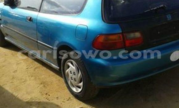 Acheter Occasion Voiture Honda Civic Noir à Savalou au Benin