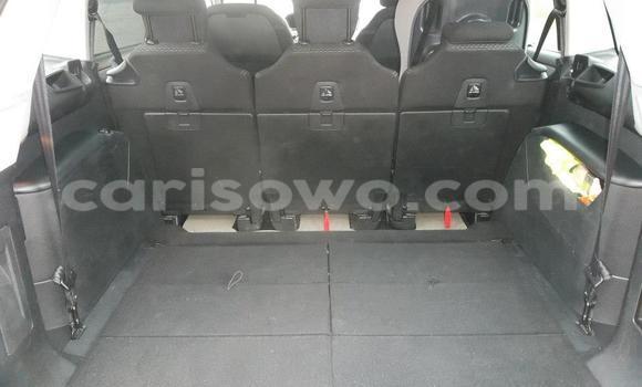 Acheter Occasion Voiture Citroen C4 Noir à Cotonou au Benin