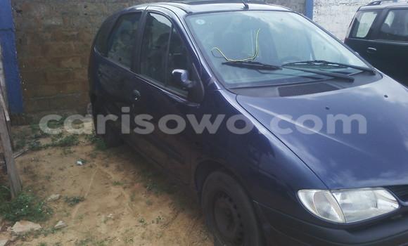 Acheter Occasion Voiture Volvo 990 Bleu à Porto Novo, Benin
