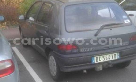 Acheter Occasion Voiture Renault Clio Noir à Cotonou, Benin