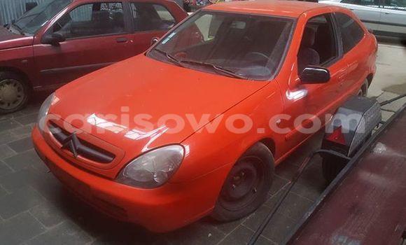 Acheter Occasions Voiture Citroen Xsara Autre à Cotonou au Benin