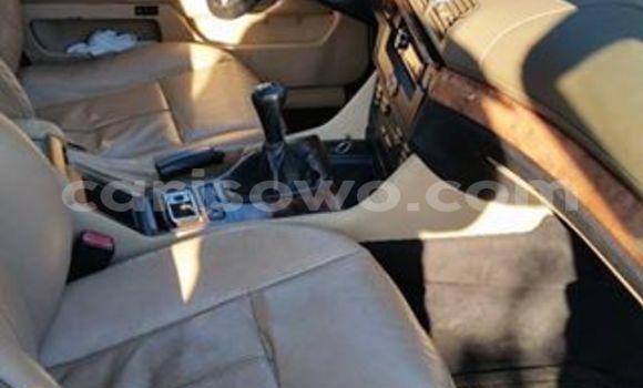 Acheter Occasions Voiture BMW 5-Series Bleu à Cotonou au Benin