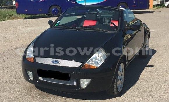 Acheter Occasion Voiture Ford Escort Noir à Cotonou au Benin