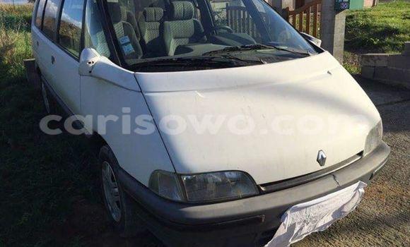 Acheter Occasion Voiture Renault Espace Blanc à Cotonou au Benin