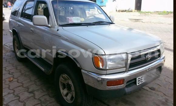 Acheter Occasion Voiture Toyota 4Runner Gris à Cotonou, Benin