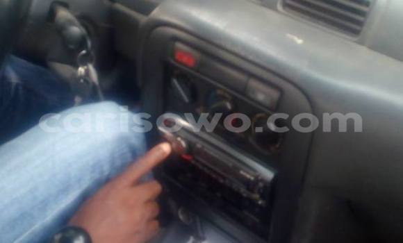 Acheter Occasion Voiture Nissan Sunny Noir à Cotonou au Benin