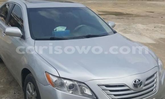Acheter Occasion Voiture Toyota Camry Gris à Cotonou au Benin