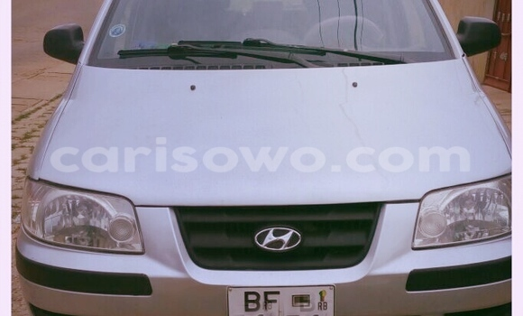 Acheter Occasion Voiture Hyundai Matrix Gris à Cotonou, Benin