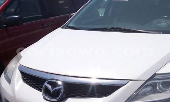 Acheter Occasion Voiture Mazda CX-7 Blanc à Cotonou au Benin