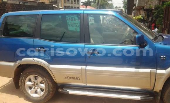 Acheter Occasion Voiture Suzuki XL7 Bleu à Cotonou, Benin