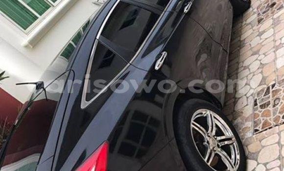 Acheter Occasion Voiture Honda Odyssey Noir à Abomey Calavi au Benin