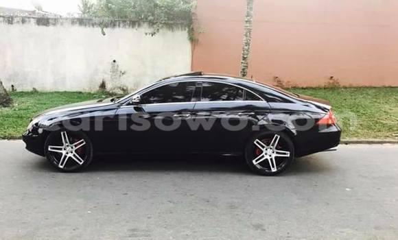 Acheter Occasions Voiture Mercedes‒Benz CLS-Class Noir à Cotonou au Benin