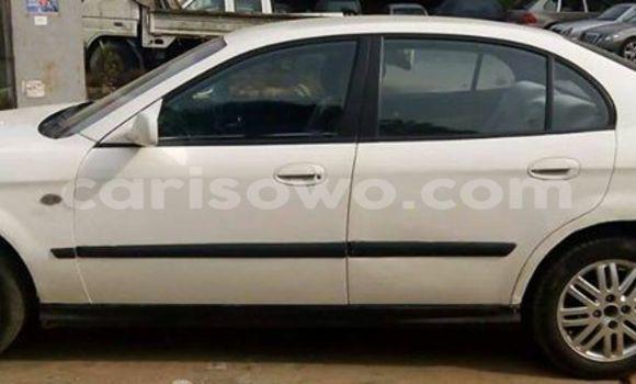Acheter Occasion Voiture Daewoo Matiz Blanc à Cotonou, Benin