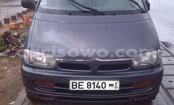 Acheter Occasion Voiture Nissan Serena Gris à Cotonou au Benin