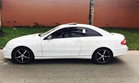 Acheter Occasions Voiture Mercedes‒Benz C–Class Blanc à Cotonou, Benin