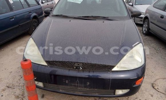 Acheter Occasions Voiture Ford Focus Noir à Cotonou au Benin