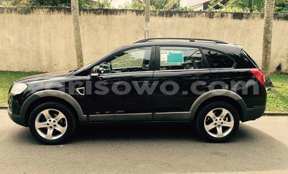 Acheter Occasions Voiture Chevrolet Caprice Noir à Cotonou au Benin
