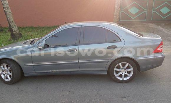 Acheter Occasion Voiture Mercedes‒Benz C–Class Gris à Savalou, Benin