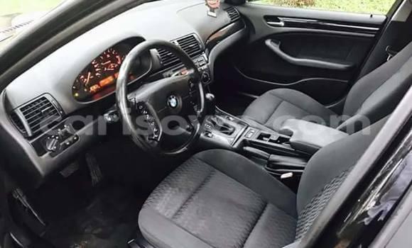 Acheter Occasion Voiture BMW 3–Series Noir à Cotonou, Benin