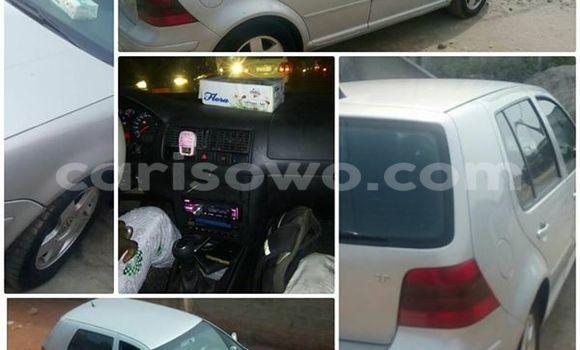 Acheter Occasion Voiture Volkswagen Golf Gris à Savalou au Benin