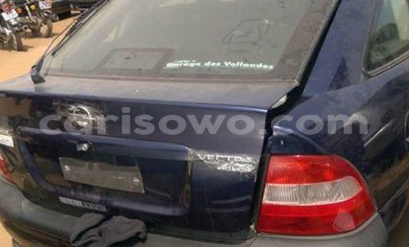 Acheter Occasion Voiture Opel Vectra Bleu à Cotonou, Benin